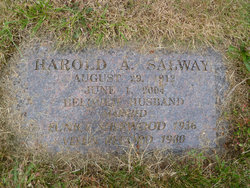Harold Alfred Salway