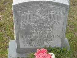 Alvania Wilson