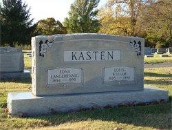 Edna J <I>Langehennig</I> Kasten