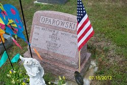 "Matthew Joseph ""Mickey"" Oparowski"