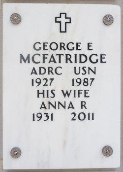 George E McFatridge