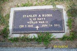 Stanley Albert Rusek