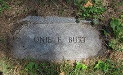 Onie Esthma <I>Callison</I> Burt