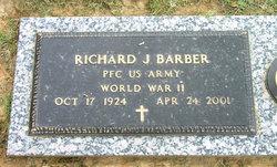 Richard Jennings Barber