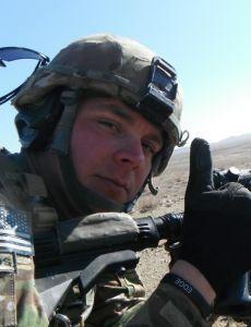 Sgt Michael E. Ristau
