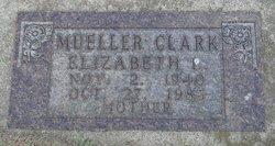 Elizabeth L <I>Mueller</I> Clark