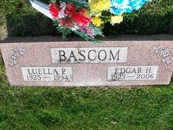 Luella Pearl <I>Evans</I> Bascom