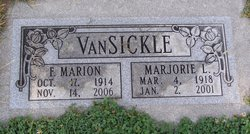 Francis Marion VanSickle