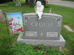 Margaret Zoa <I>Dey</I> Crouse