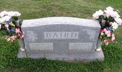 Lela Louise <I>Hayden</I> Baird