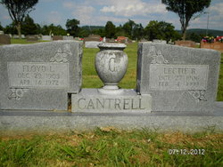 """Floyd Leslie """"Squeeky"""" Cantrell"""