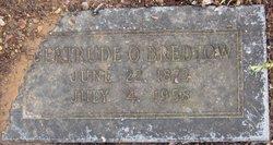 Gertrude Ophelia <I>O'Roark</I> Bredlow