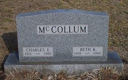 Charles E. McCollum