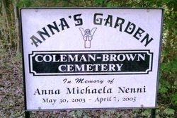 Coleman-Brown Cemetery
