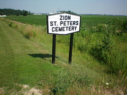 Zion-Saint Peters Lutheran Cemetery