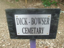 Dick Bowser Cemetery