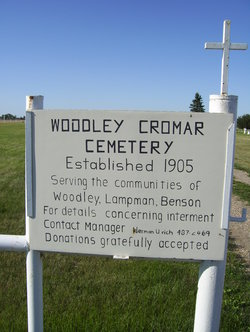 Woodley Cromar Cemetery