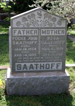Focke John Saathoff