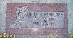 Elaine <I>Barton</I> Blamires