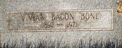 Vivian <I>Bacon</I> Bone
