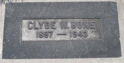 Clyde William Bone