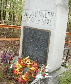 Jenny <I>Sellards</I> Wiley