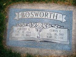Curtis Charles Bosworth