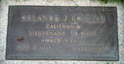 Orlando Junior Bowman