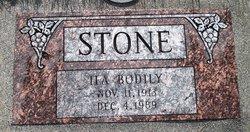 Ila Barton <I>Bodily</I> Stone