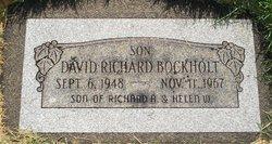 David Richard Bockholt