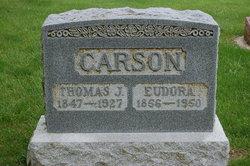 Eudora <I>Booth</I> Carson