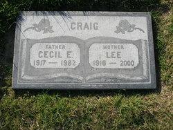 Cecil Earl Craig
