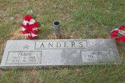 Ruby Lee <I>Werts</I> Anders