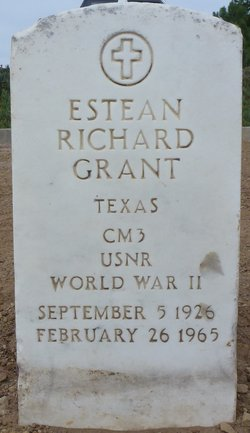 Estean Richard Grant