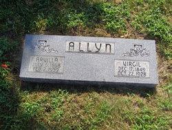 Arvilla <I>Kern</I> Allyn