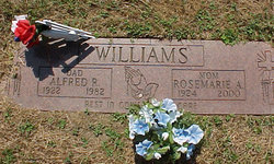 """Alfred Russell """"Al"""" Williams"""