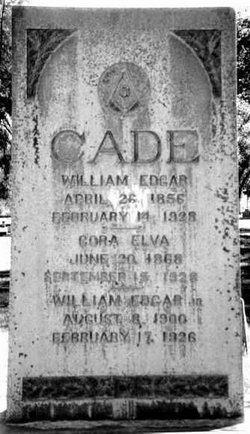 William Edgar Cade, Jr