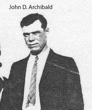 John Dawson Archibald