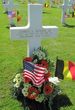 2Lt James A. Bolen, Jr