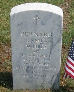 Bernard James White