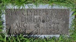 Rev Clyde Walter Ehrhardt