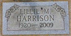 Lillie Margaret Harrison