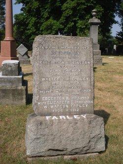 Elizabeth <I>Kilvington</I> Farley