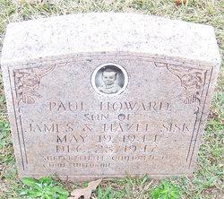 Paul Howard Sisk