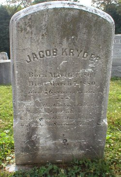 Jacob Kryder