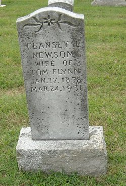Ceansey J. <I>Newsome</I> Flynn