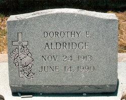 Dorothy Evelyn <I>Heller</I> Aldridge