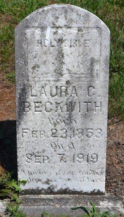 Laura Carolina <I>Williams</I> Beckwith
