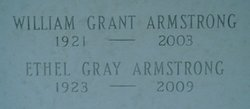 """William Grant """"Bill"""" Armstrong"""