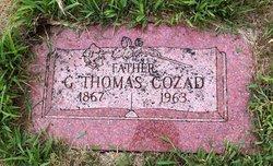 """George Thomas """"Tom"""" Cozad"""